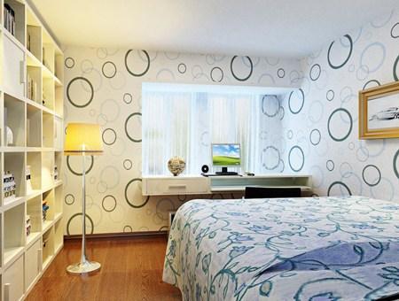 卧室装修贴壁纸好还是刷油漆好?听师傅一说,后悔我家装错了!