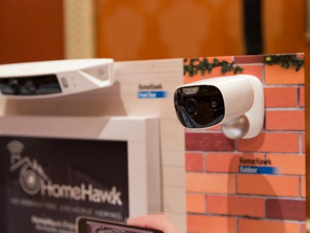 不只是摄像头 看看这些目前最先进智能家庭安防产品!