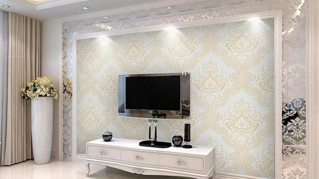 家里墙纸应该如何挑选?根据不同区域选择