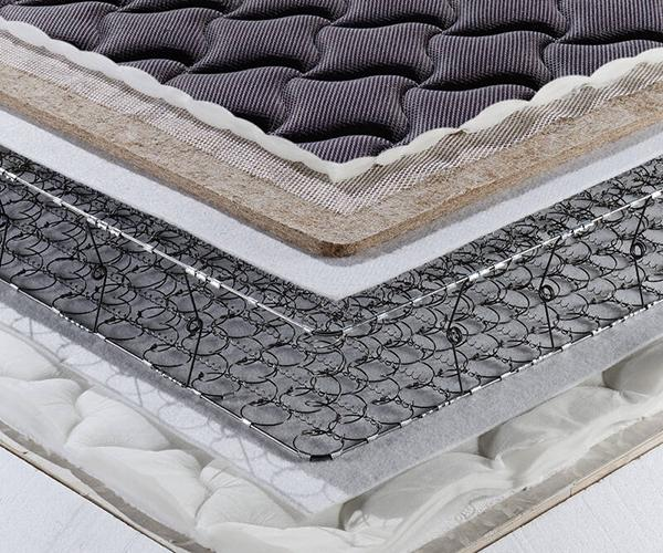 从100万床垫制作原理来谈谈如何挑选好床垫!