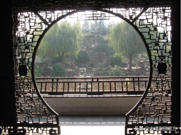 「古建中国」古代建筑中木门窗装饰的内涵与意义