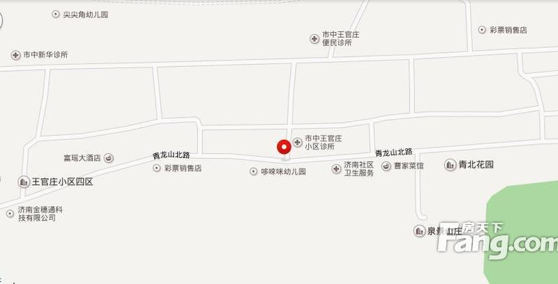 市中青龙山北路14号院 VS 济微路建材设计院宿舍哪个更宜居