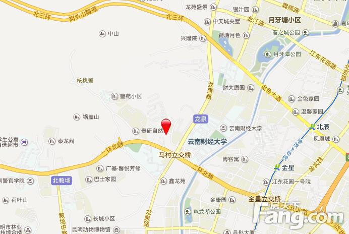 五华区超高人气小区qy8千亿国际设计院生活区 VS 圆通苑