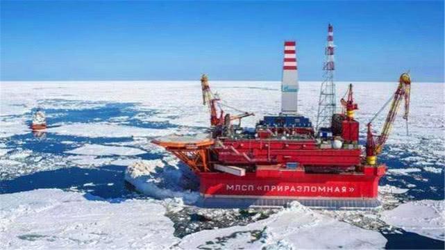 开采千亿石油资源!美国罕见放下脸面,俄罗斯:我们选中国!