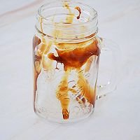 自制脏脏珍珠奶茶奶盖