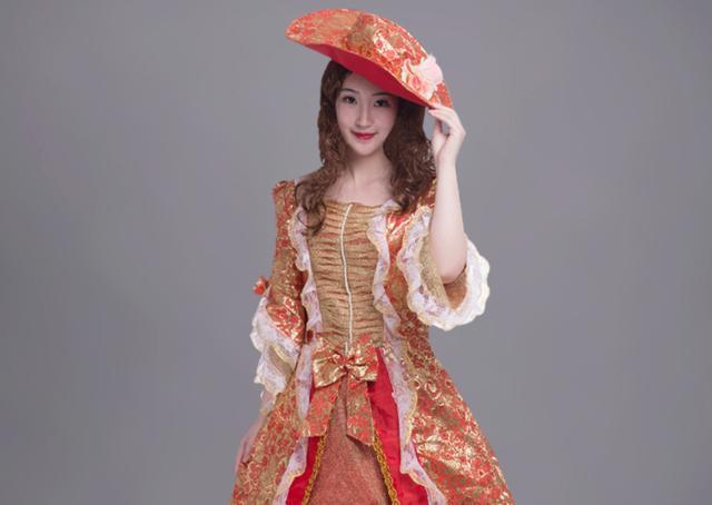 趣味测试:你最喜欢下图哪件宫廷服饰?测你前世在宫里是什么地位