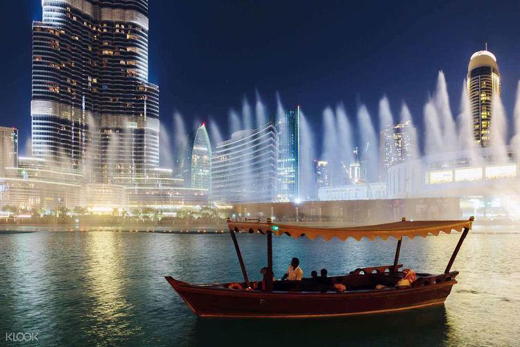 全球最大的喷泉,总投资达2.18亿美元,总长度达275米!