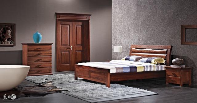 如何选购上乘实木家具,实木家具和板式家具区别!