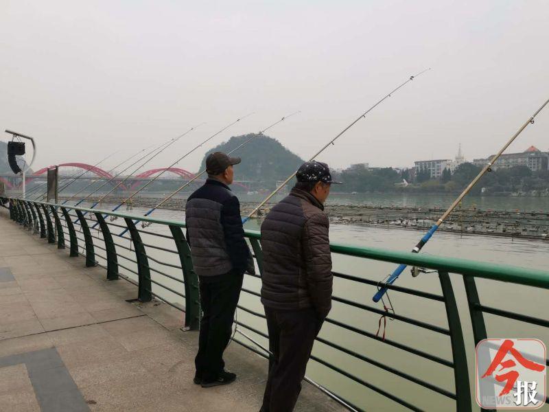 柳江音乐喷泉每年损失二三十万,因为有些柳州人在做这件事