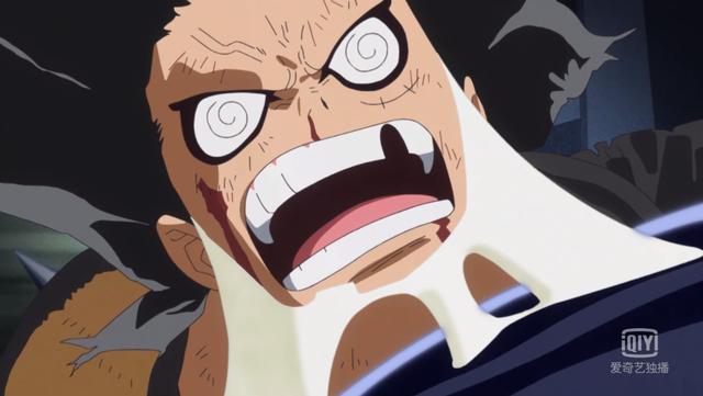 海贼王:路飞曼巴蛇被一招秒,斩切年糕登场,卡二竟是加强版橡胶