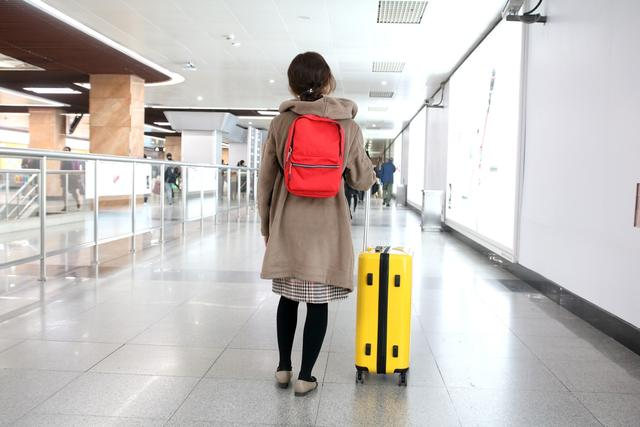 让旅程充满靓丽的色彩,这套箱包非常特别