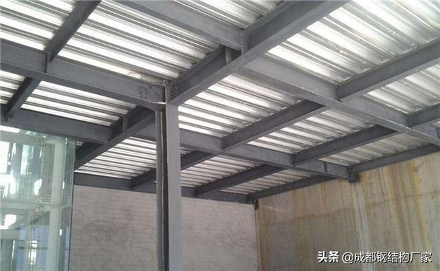 钢结构隔层槽钢施工方案