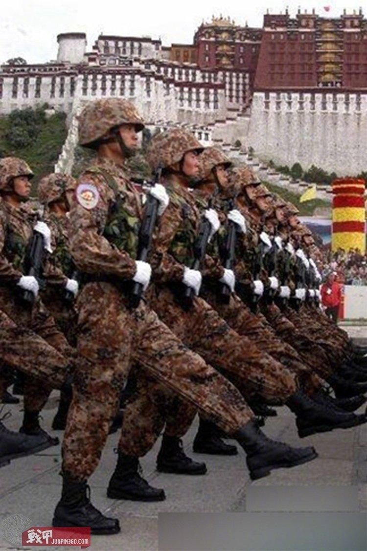 高原铁骑战袍扬——记03式高原防寒服和它的前世今生(三)
