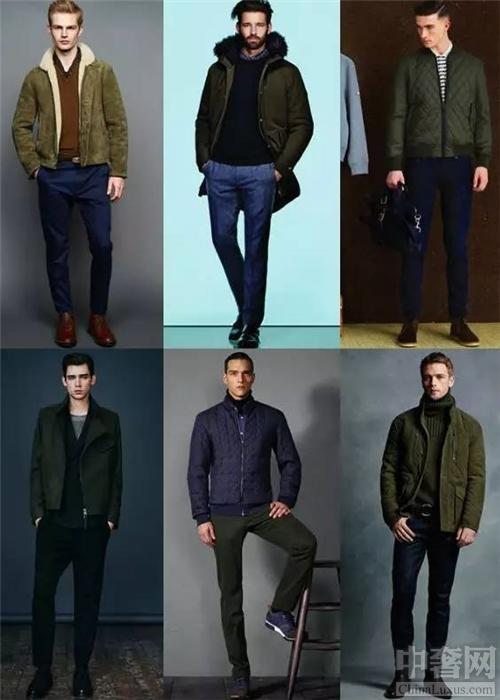 男士秋冬服饰搭配 男生也应该精致