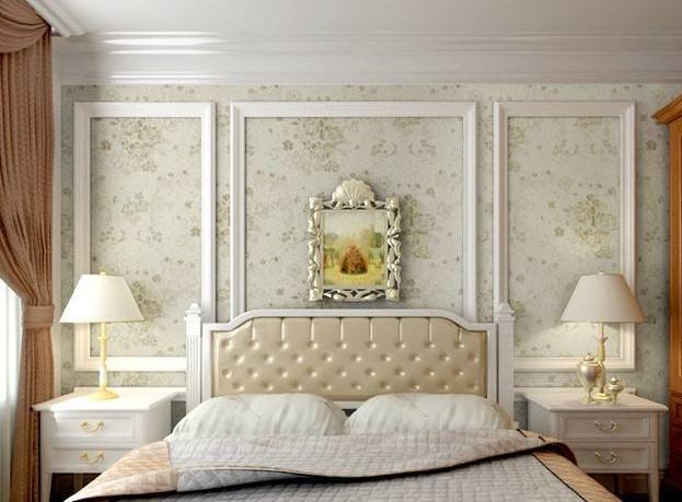 新房家里不要贴墙纸了,越来越多人兴用这种代替,美观又实用