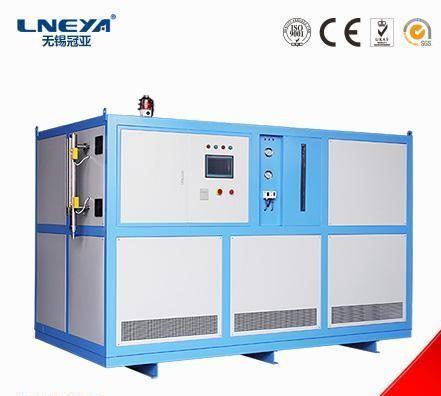 超低温制冷机组冷凝器使用说明