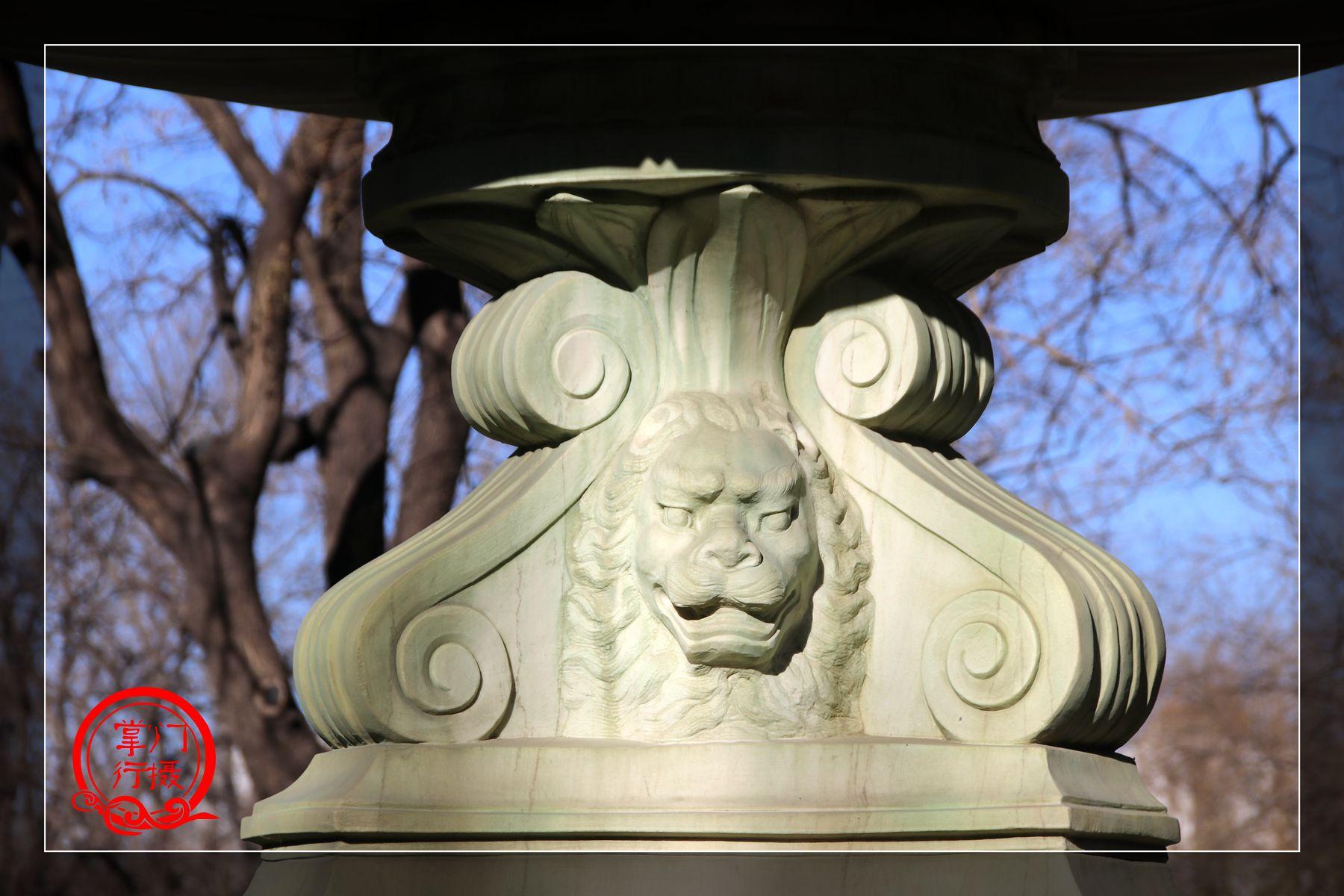 欧式园林建筑不是重点,惟妙惟肖的罗马人体雕塑才能显出别样美感