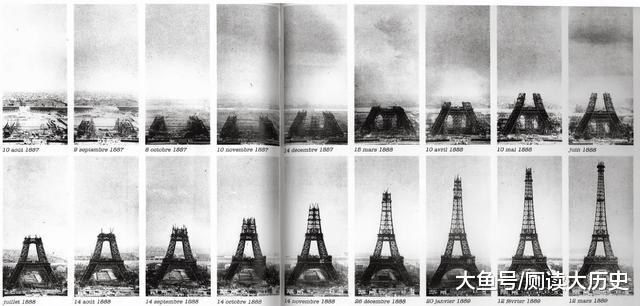 """埃菲尔铁塔:曾经是""""荒谬的塔"""",如今为国家骄傲"""