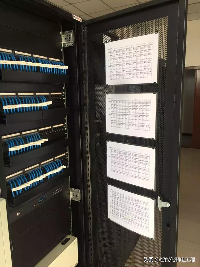 智能化弱电工程优秀施工图片展示,学习施工工艺好资料