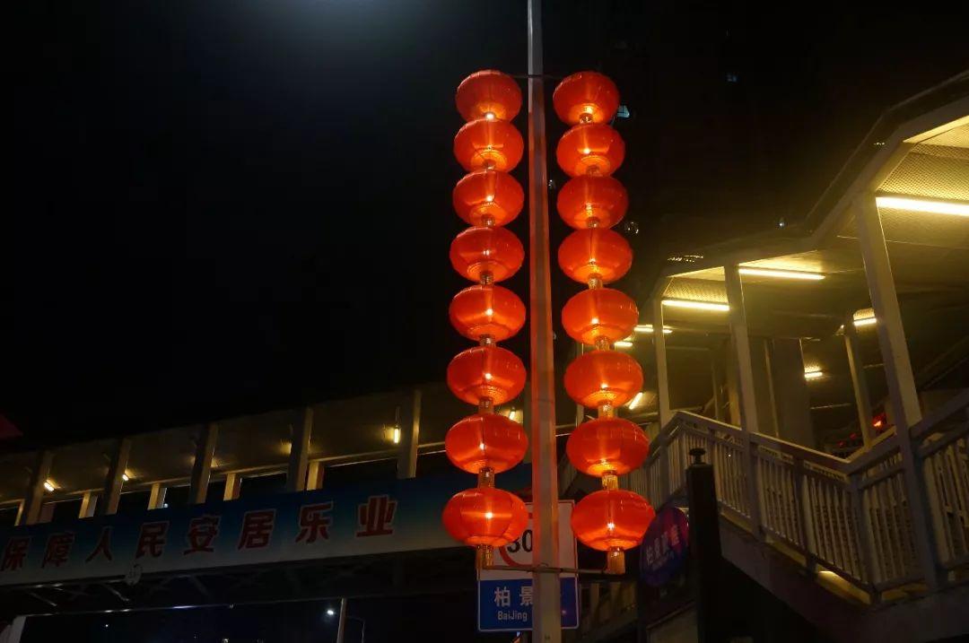 美醉了!灯光璀璨,虎门春节灯饰已上线