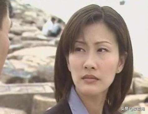 这部港剧林保怡、陈慧珊荧幕情侣形象深入人心!红白蓝胶袋是阴影