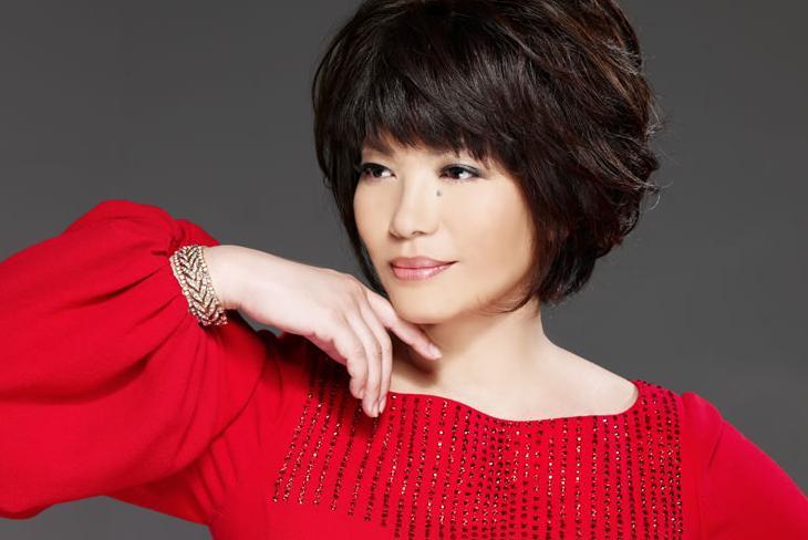 台湾民歌天后,齐豫一生「宿敌」,她的声音被视为检测音响的标准