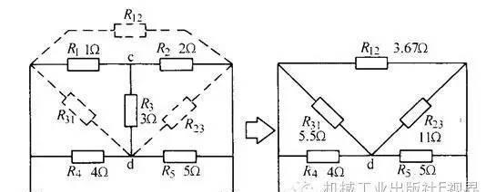 电工速算口诀:复杂电路中的电阻计算