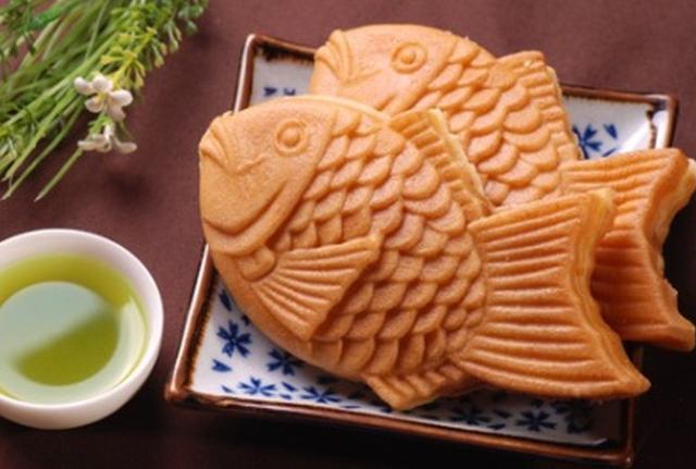 鲷鱼烧,造型可爱又好吃,外酥里嫩,一个模具轻松搞定