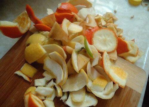 零成本养花,把吃完的橘子皮用来养花,效果比化肥还要好上千倍呢
