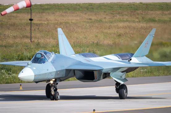 可能吗?俄军曝光新型隐身涂料,苏57欲靠隐身追平中美五代机