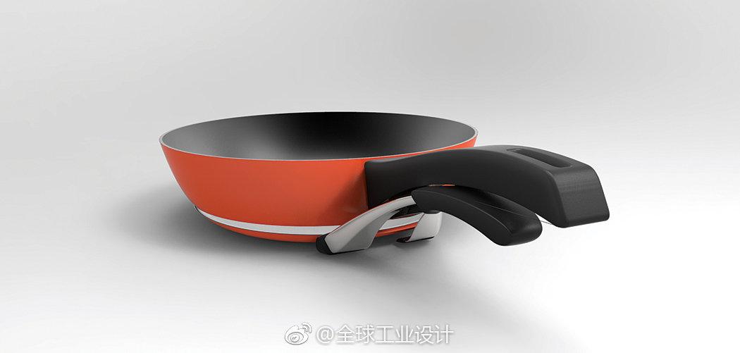 Split Frypan煎锅是双功能炊具的新标准,可同时用作煎锅和盘子