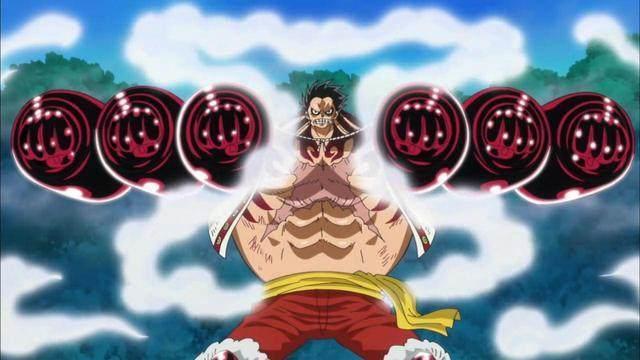 海贼王: 尾田为橡胶果实强加5种能力, 第1种太BUG, 秒杀巅峰海贼