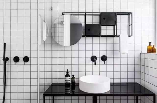 ?卫生间最好看的4种瓷砖铺贴,照着装错不了
