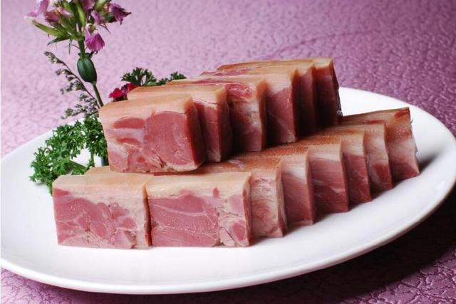 镇江名菜肴肉,水晶肴,曾让八仙之一的张果老忘了去赶赴蟠桃盛会