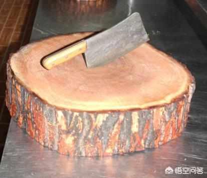 农村里切菜用的砧板,用什么木材做比较好?