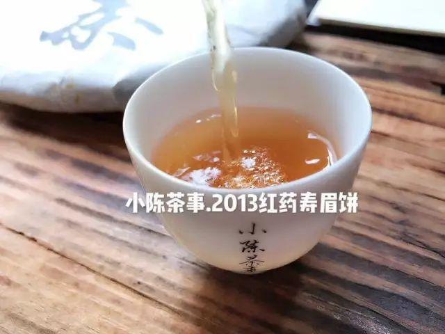 福鼎白茶的汤色都是红色的?未必,白茶的茶汤颜色是多元的!