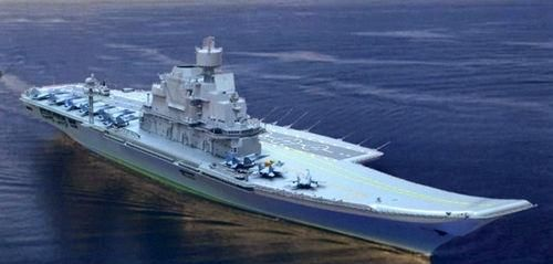 5万吨航母发生爆炸,28名士兵瞬间被闷死,30亿维修费付不起