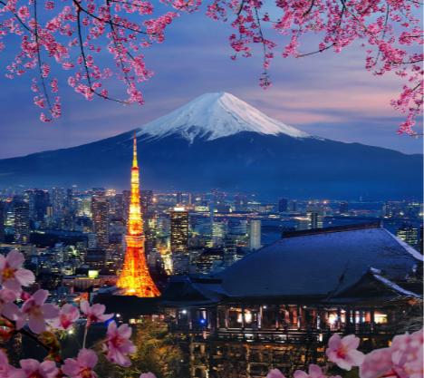埃菲尔铁塔和东京铁塔,哪座更出名,哪座更美?