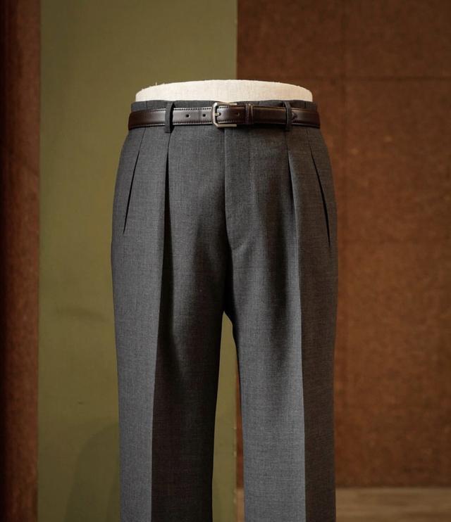 信不信这些西裤的款式你都没见过!