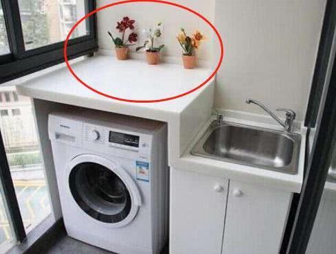 """洗衣机放阳台,维修师给它""""穿件衣"""",以为是玩笑,没想到好处多"""