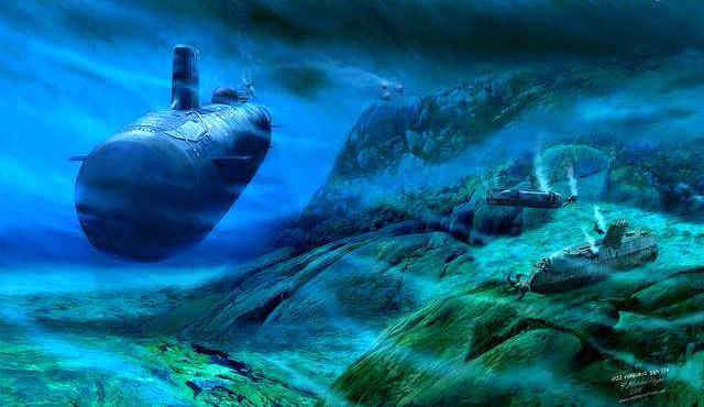 我国将建一新型设施,可直接从水下给潜艇发信号,全球仅几国能建