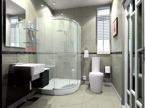 ?卫生间不要装马桶了,越来越多人流行这种设计,实用又省空间!