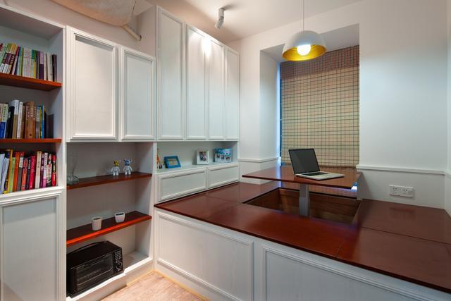 晒晒刚装修好的新房,厨卫墙砖选的上档次,全屋定制家具最漂亮