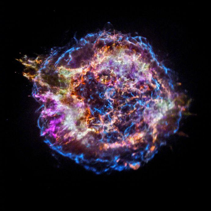射电源和宇宙射线有什么区别?科学家说出3大不同,看完涨见识了