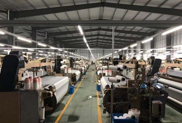 虞山纺织落户道墟街道一期项目正式投产
