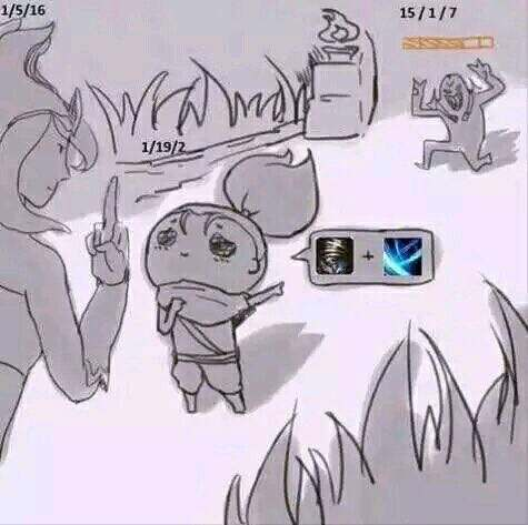 LOL里怎样的游戏行为最讨厌?碰到最后一个直接拔电源吧!