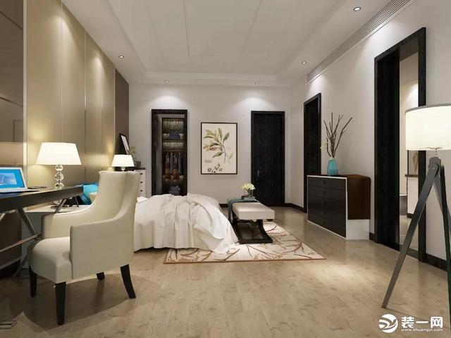 大户型房子地面适合铺浅色地板?选择地板还有哪些讲究?