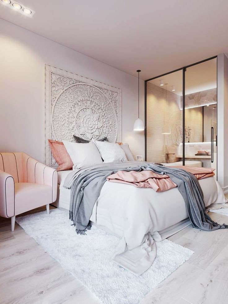 ?夫妻卧室装修挂什么,更利于婚后和谐