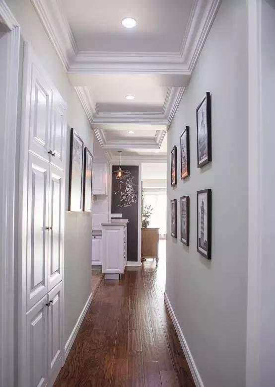 """过道怎么装修设计,高颜值过道装修,在家也可以走""""红毯"""""""