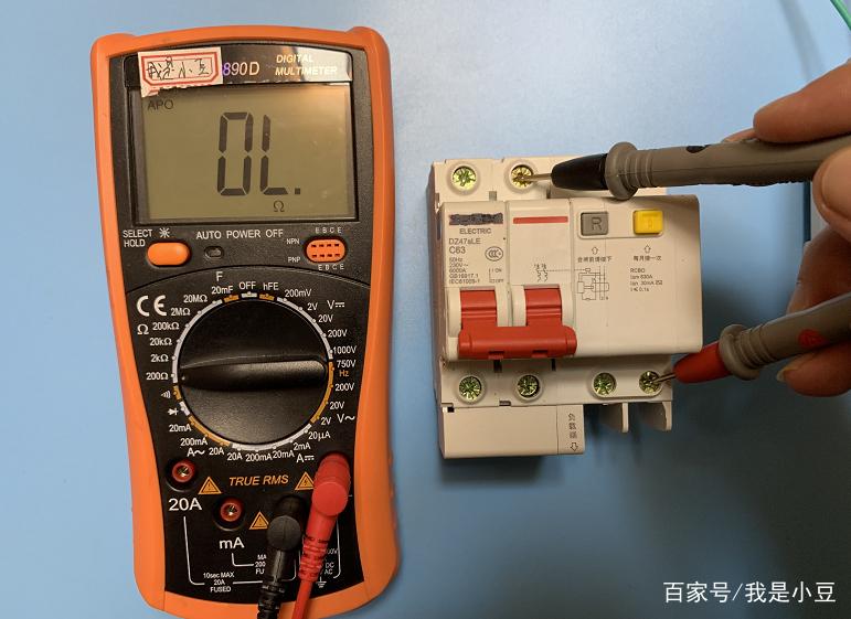 家庭电路:1P+N,2P漏保具体该怎么接线,左零右火对吗?